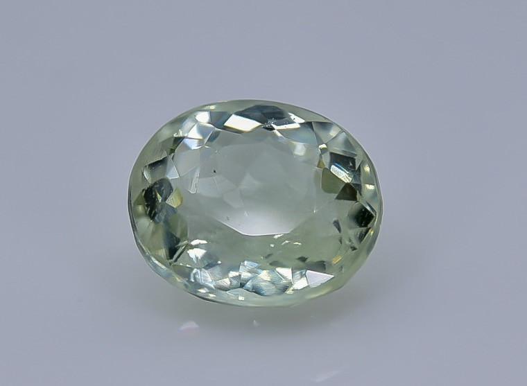 1.85 Crt Tourmaline Faceted Gemstone (Rk-63)
