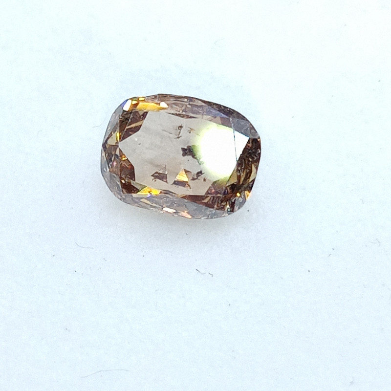 0.47ct Fancy  Brown   Diamond , 100% Natural Untreate