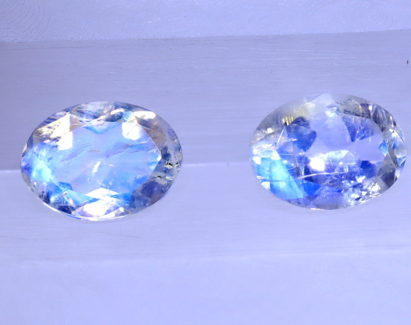 1.40 CTS FACETED MOONSTONES PARCEL ANGC-547
