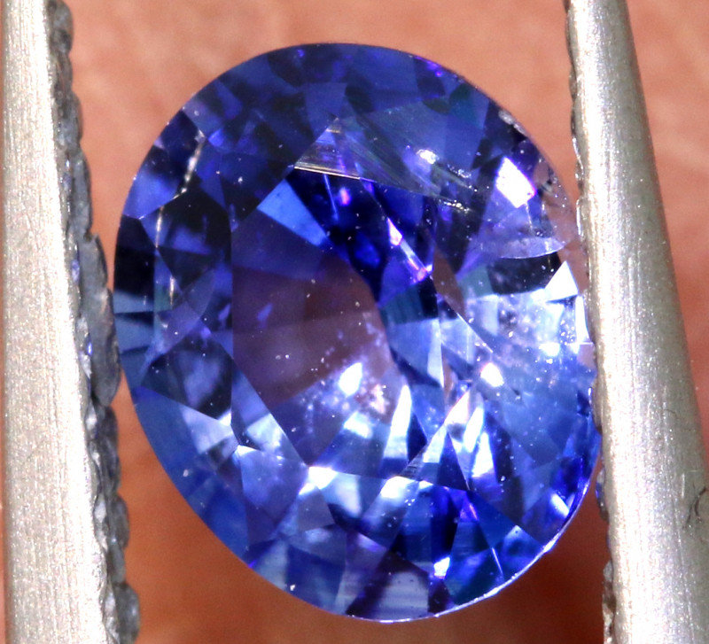 0.67  CTS BLUE  FACETED SAPPHIRES   RNG-289