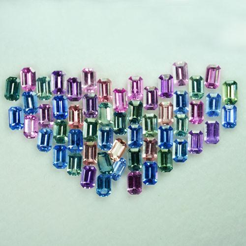 18.05 Cts Natural Rare Fancy Sapphire Srilanka UnHeated Gem