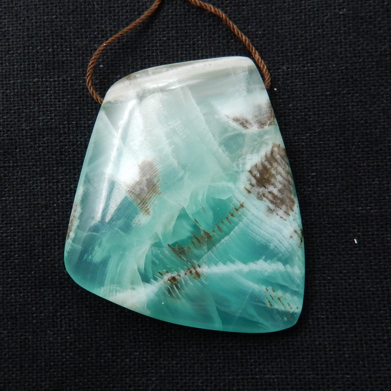156cts New beautiful US jade pendant bead,healing stone,wholesale E660