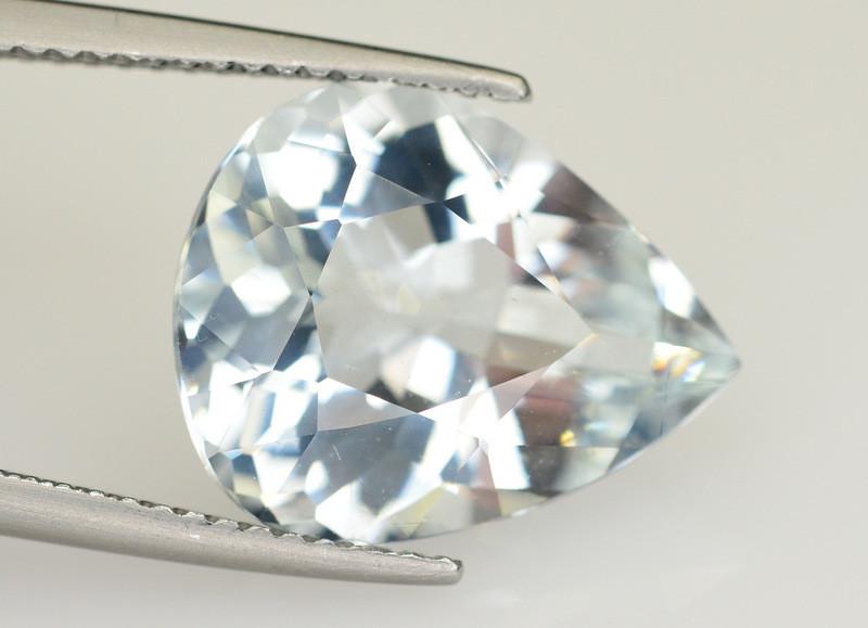 6.05 Ct Natural Aquamarine Gemstone