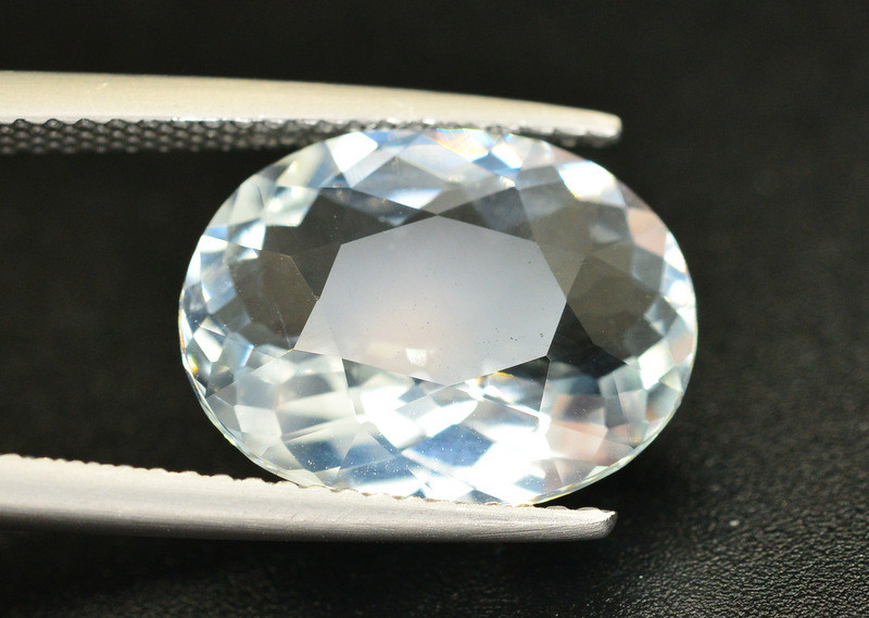4.45 Ct Natural Aquamarine Gemstone