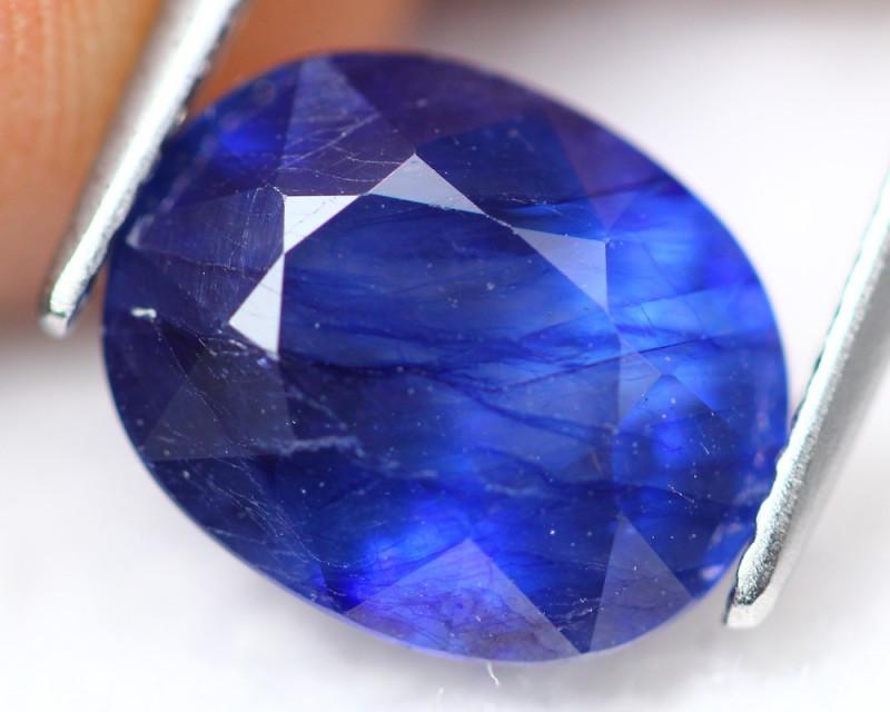 5.70ct Ceylon Blue Color Sapphire Oval Cut Lot GW5260