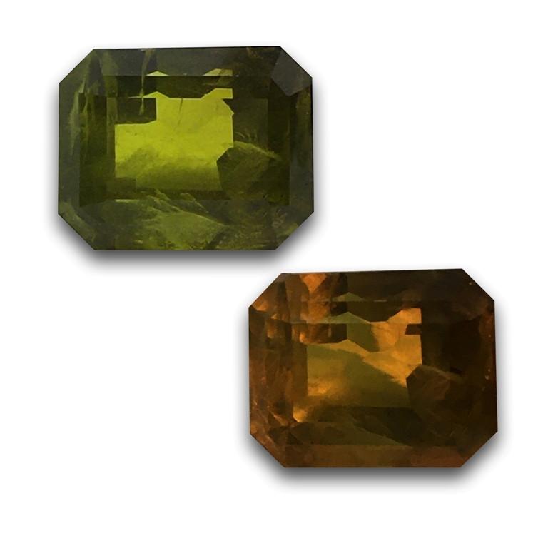 Natural Chrysoberyl Alexandrite Loose Gemstone  Sri Lanka - New