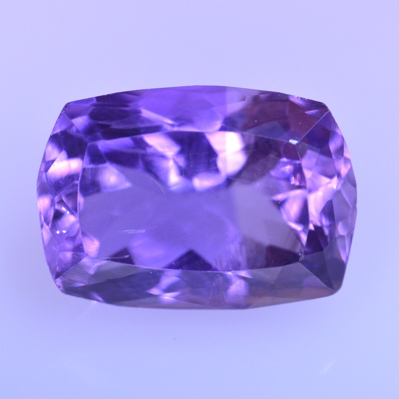 7 Cts Amazing Amethyst Brilliant Cut and Color - AMT51