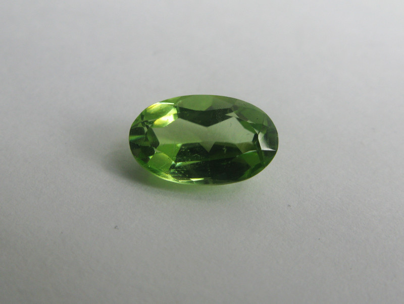 4.31ct Oval Peridot