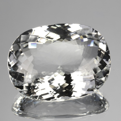 Certified 11.80 Cts Natural White Tourmaline Oval Cut Mozambique Gem