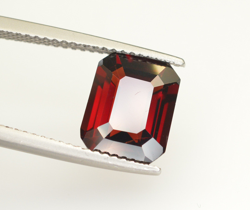 3.30 Ct Marvelous Color Natural Red Spinel From Burma