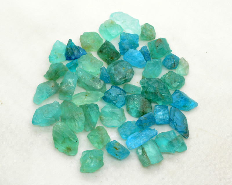 203 CT Natural Top Quality Apatite From Africa