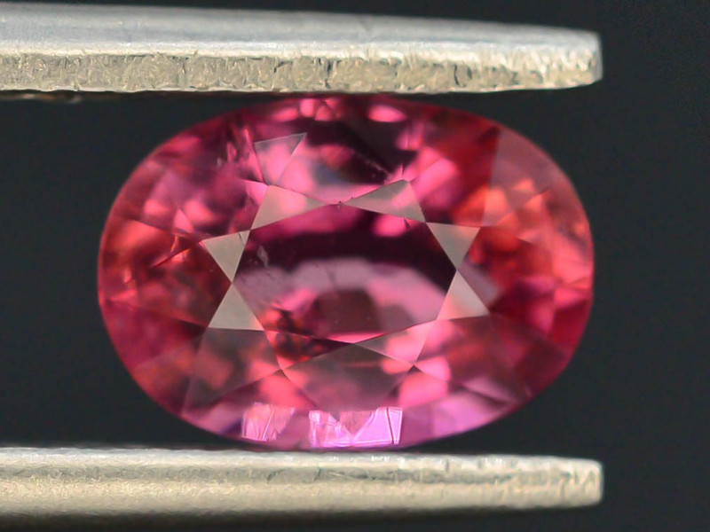 Top Color 1.05 ct Natural Green Color Tourmaline ~ ABS