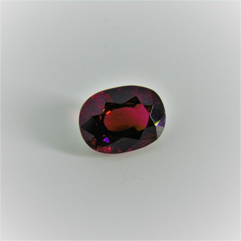 Rhodolite  Garnet Gemstone 11.90 cts
