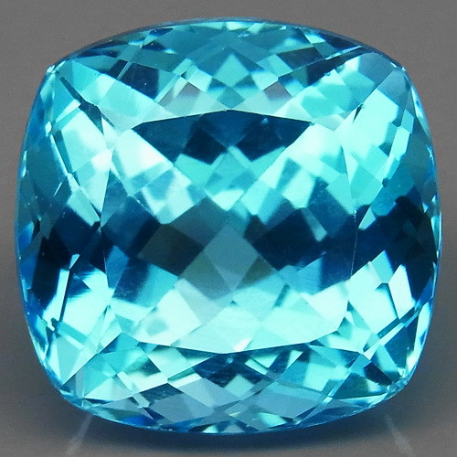 27.78 ct.100% Natural Earth Mined Top Quality Blue Topaz Brazil