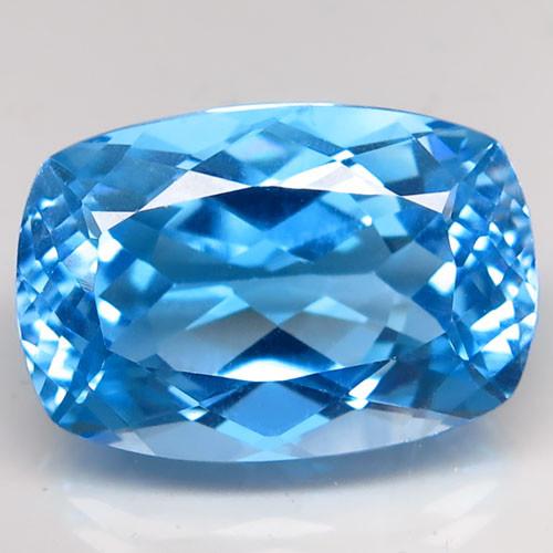 26.45 ct. 100% Natural Top Quality Sky Blue Topaz Brazil
