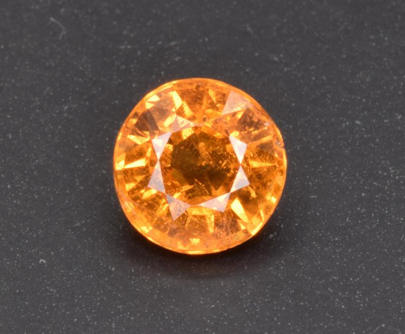 Natural Spessertite Garnet 0.72 Cts