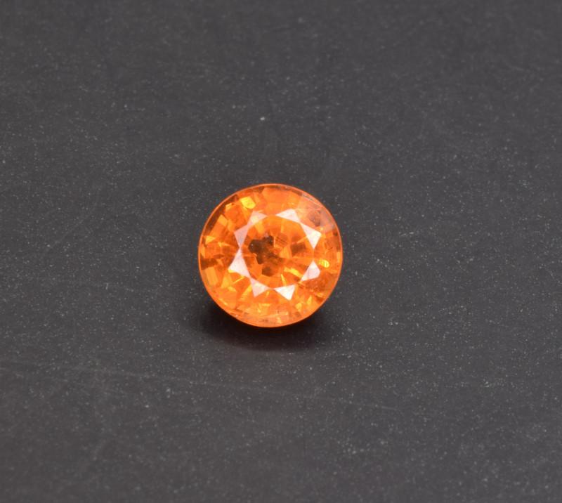 Natural Spessertite Garnet 0.75 Cts