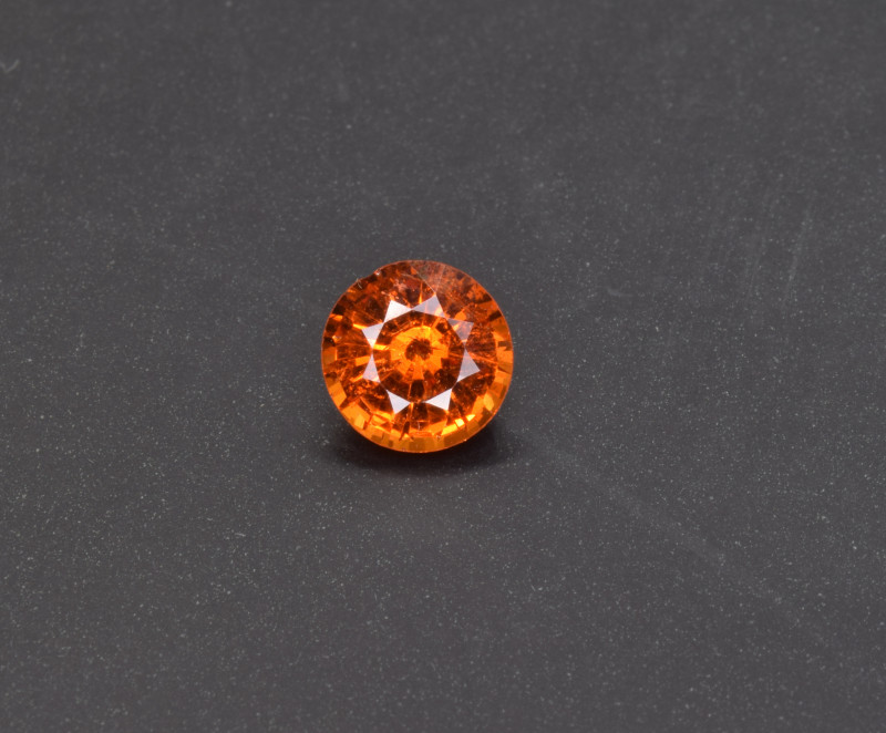 Natural Spessertite Garnet 0.82 Cts