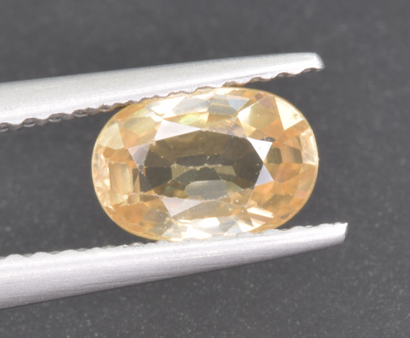Natural Zircon 1.18 Cts Top Luster Gemstone