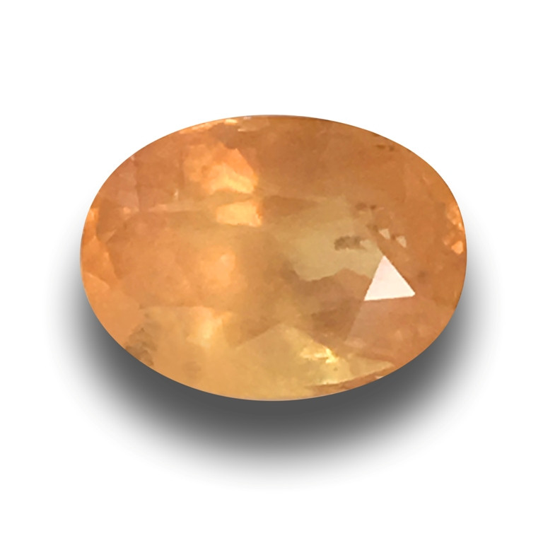 Natural Unheated Padparadsha |Loose Gemstone|New| Sri Lanka