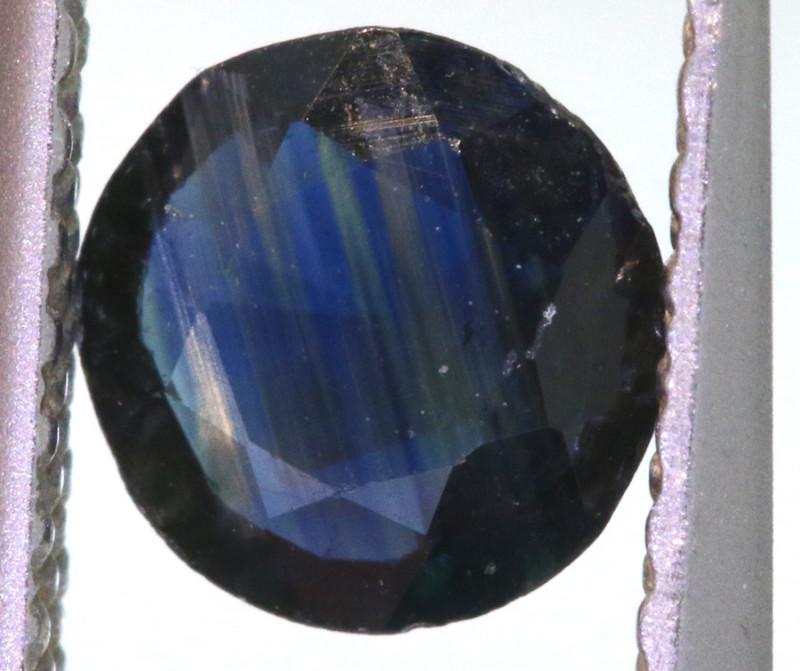 0.50 CTS -  AUSTRALIAN BLUE SAPPHIRE   CG-2813