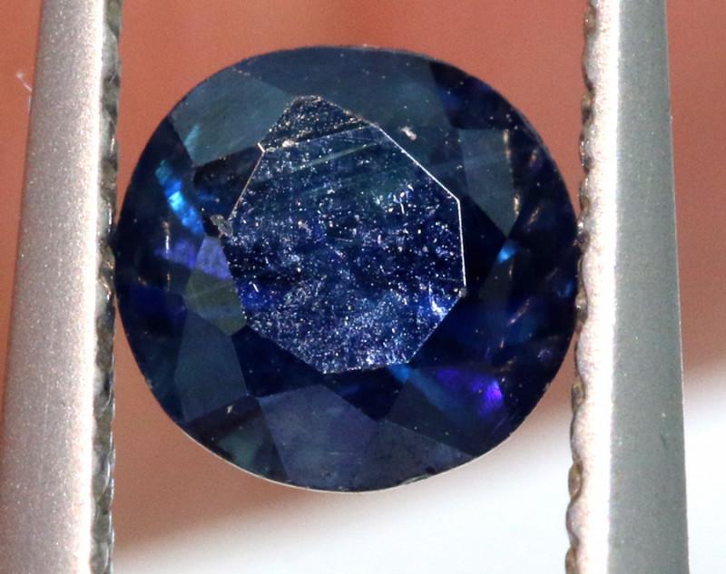 0.60 CTS -  AUSTRALIAN BLUE SAPPHIRE   CG-2814