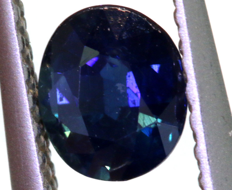 0.50 CTS -  AUSTRALIAN BLUE SAPPHIRE   CG-2819