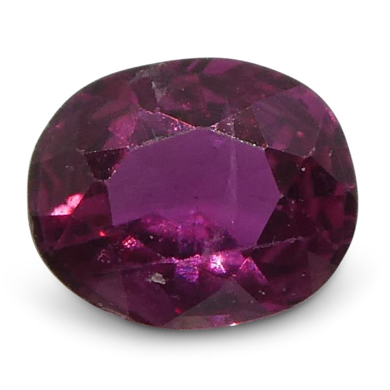 0.29 ct Oval Ruby Thailand