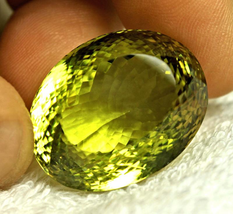 82.08 Carat VVS African Lemon Quartz - Gorgeous
