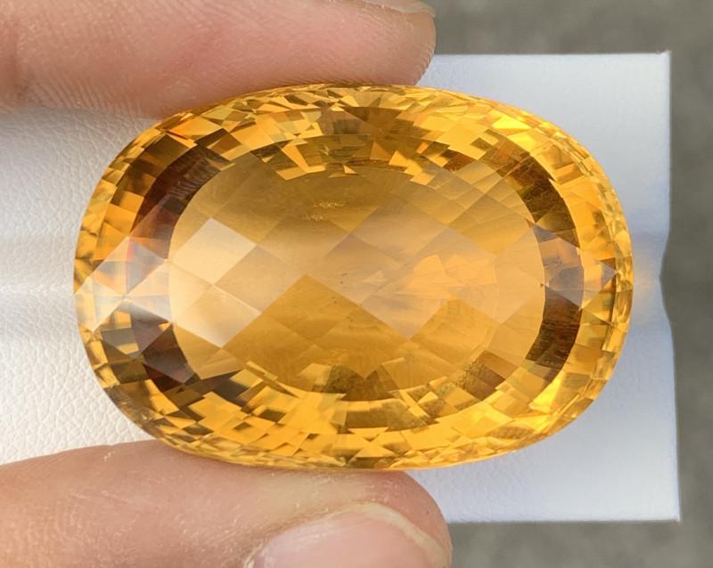 115.12  Carats Citrine  Gemstones
