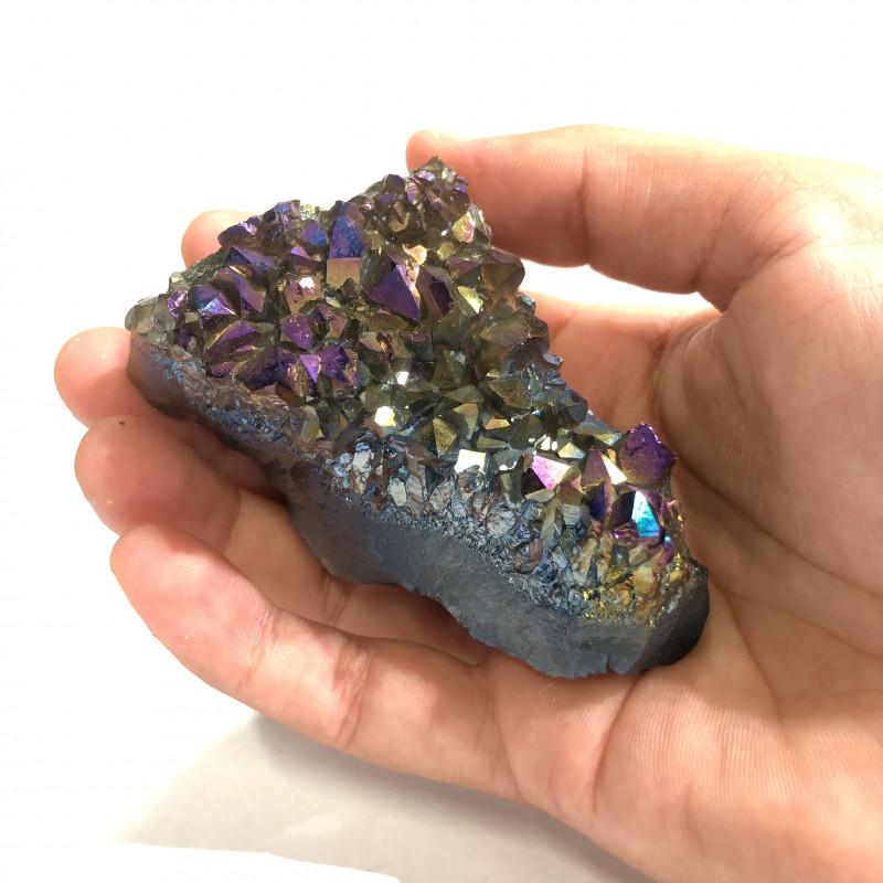 625 cts Natural Peru  Pyrite Specimen  CF100