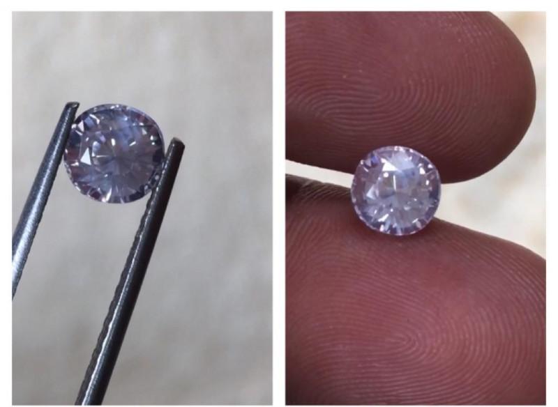 Natural Unheated Peach Sapphire Loose Gemstone New  Sri Lanka