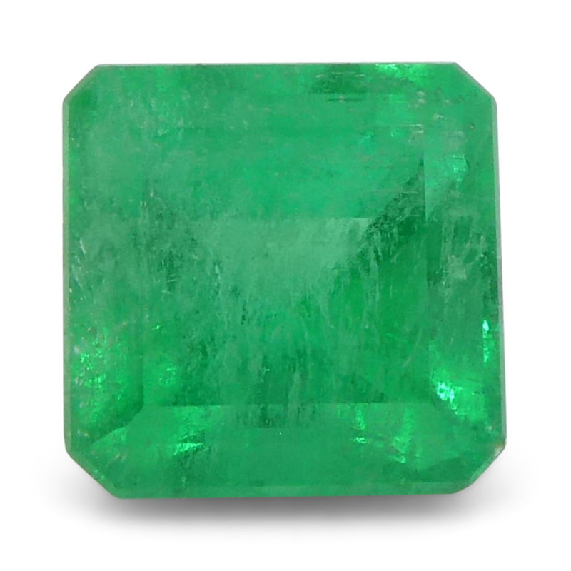 0.56 ct Square Emerald Colombian