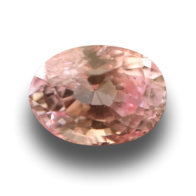 Natural Pink Sapphire|Loose Gemstone| Sri Lanka - New
