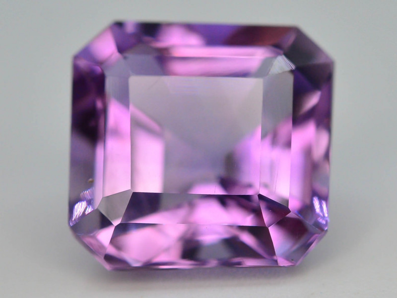 Top Color 5.25 ct AAA Cut Untreated Amethyst