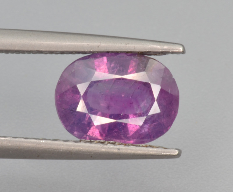 Top Rare Natural Sapphire 2.46 Cts from Kashmir, Pakistan