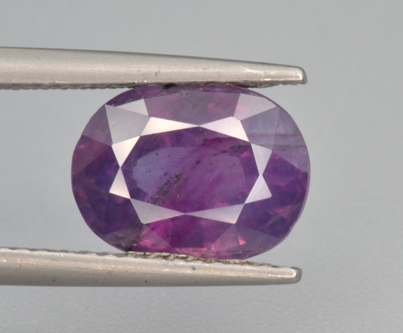 Top Rare Natural Sapphire 3.38 Cts from Kashmir, Pakistan