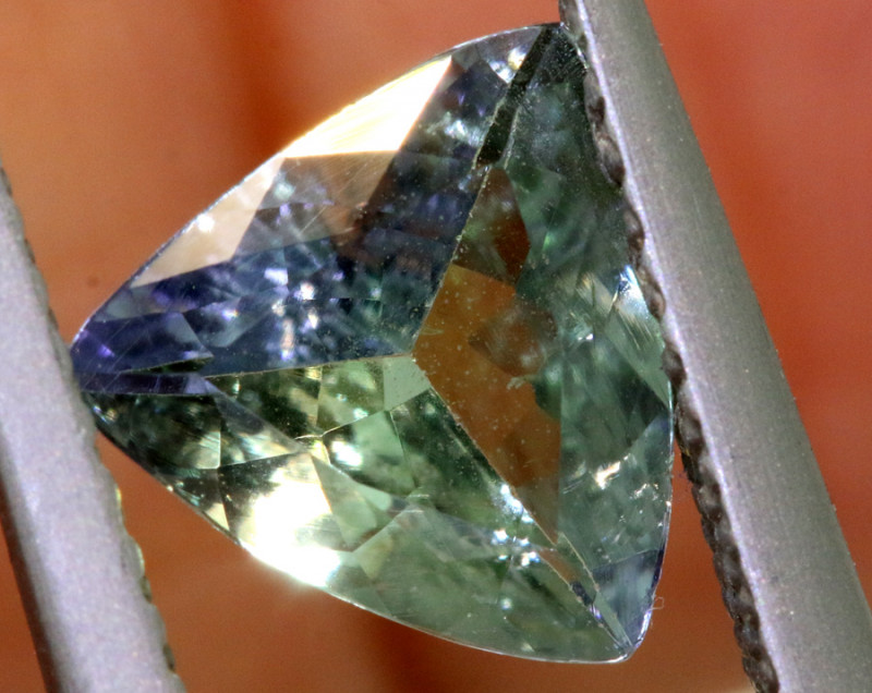 1 - CTS TOURMALINE FACETED STONE CG-2835