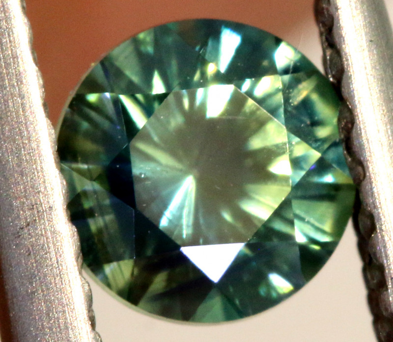0.57 CTS AUSTRALIAN  PARTY SAPPHIRE  FACETED PG-3229
