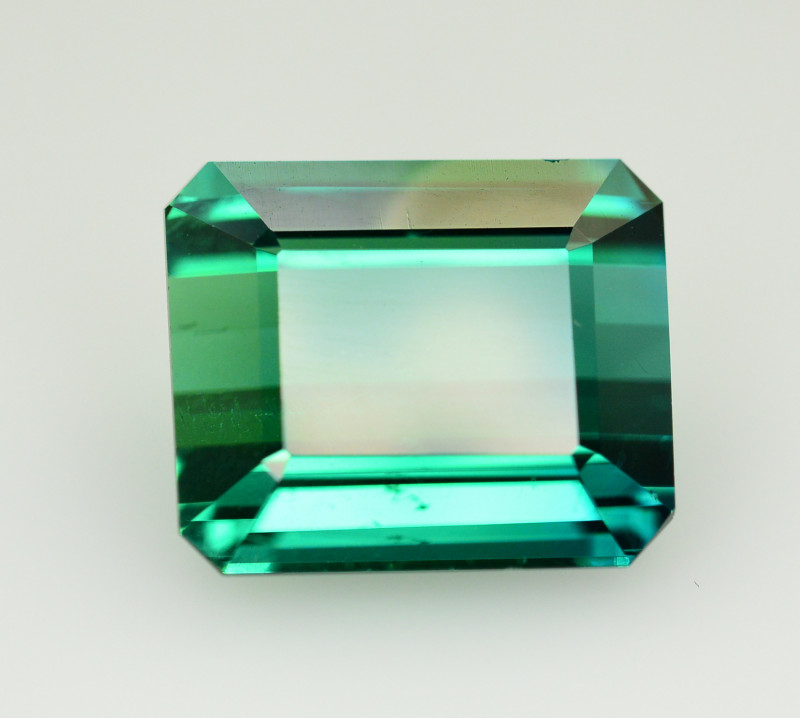 Magnificent Color 12.75 Ct Natural Indicolite Tourmaline