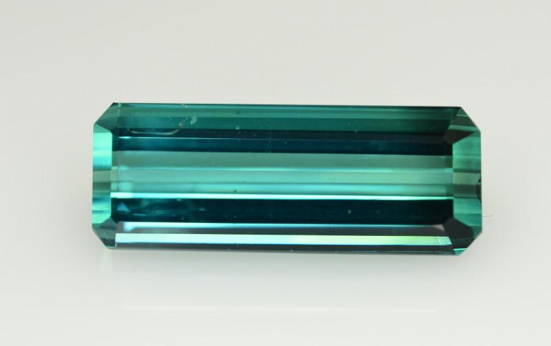 Magnificent Color 12.80 Ct Natural Indicolite Tourmaline