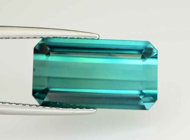 Magnificent Color 7.85 Ct Natural Indicolite Tourmaline