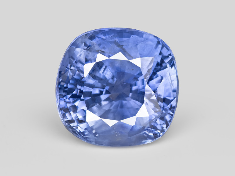 Blue Sapphire, 11.75ct - Mined in Sri Lanka | Certified by GRS