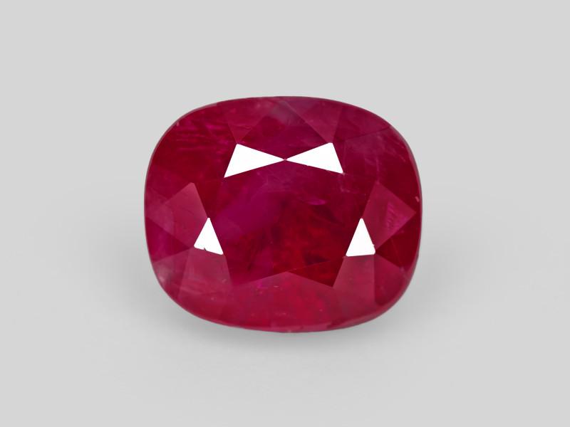 Ruby, 5.61ct - Mined in Burma | Certified by GRS