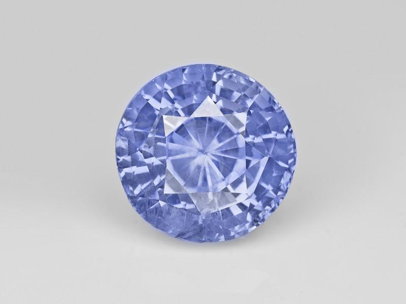 Blue Sapphire, 11.57ct - Mined in Sri Lanka   Certified by GRS