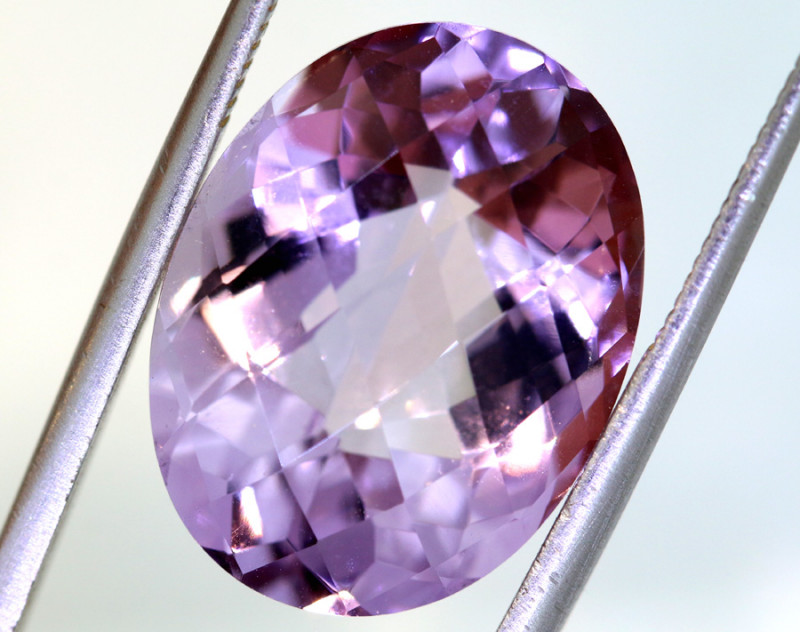 14.90 - CTS AMETHYST FACETED STONE CG-2852