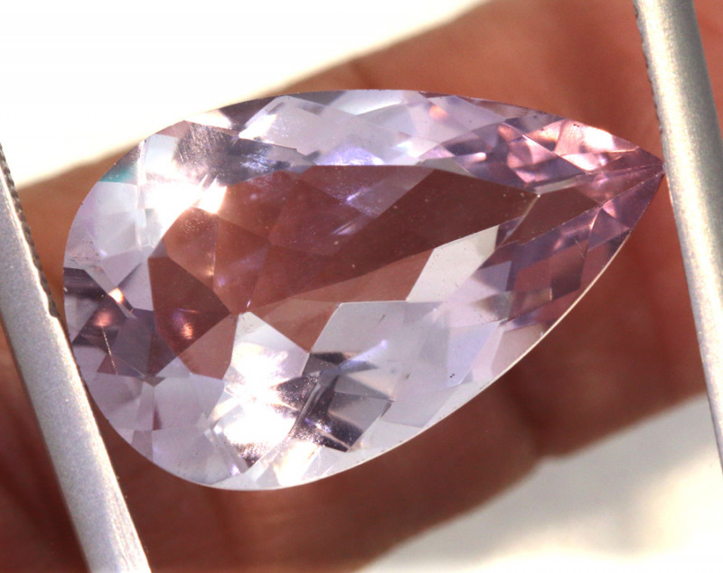 10.50- CTS AMETHYST FACETED STONE CG-2859