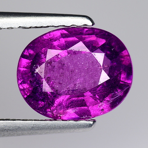 1.91 Ct Natural Grape Garnet Top Quality Gemstone. GG 13