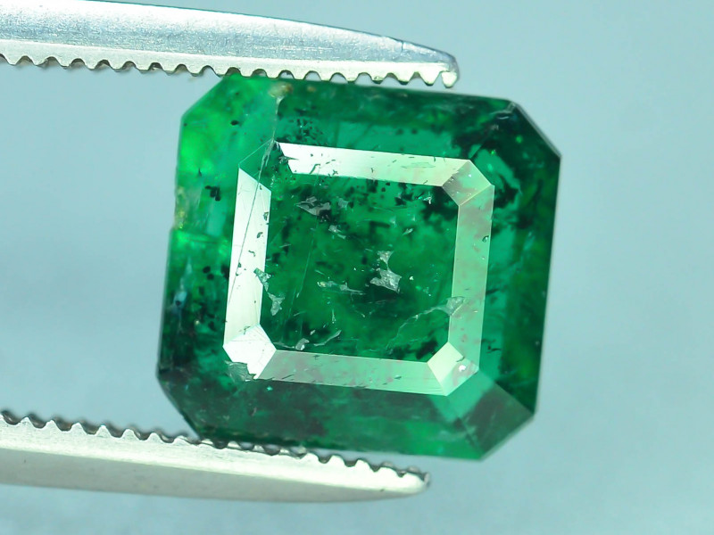 Top Color & Clarity 1.50 ct Emerald~Swat