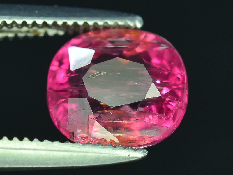 AAA Grade 1.65 ct Amazing Color Tourmaline~AS
